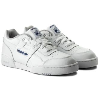 "Reebok Workout Plus ""White Royal"""