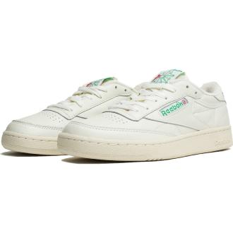 "Reebok Club C 1985 tv ""Chalk Paperwhite"""