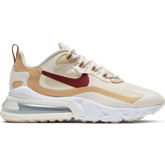 "Nike Air Max 270 React ""Team Gold  Cinnamon Club"""