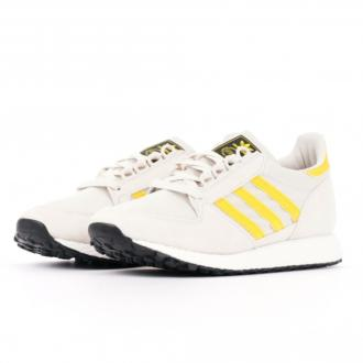 adidas Forest Grove White Yellow