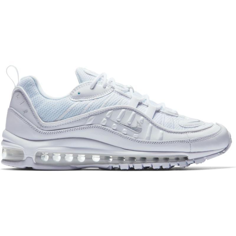 Nike Air Max 98 White Pure Platinum