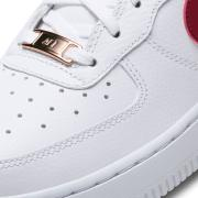 Nike Air Force 1 '07 White Noble Red