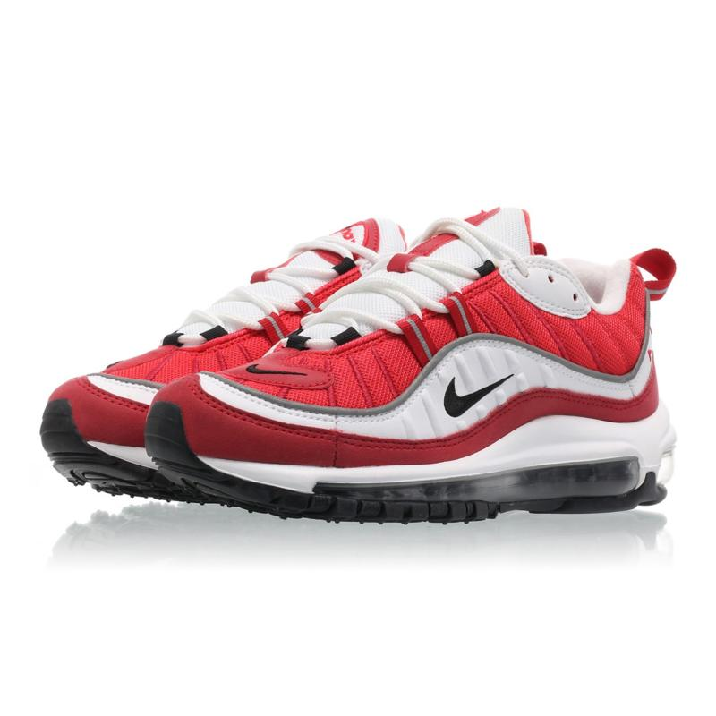 best nike air max 98 rojo 28829 a9966