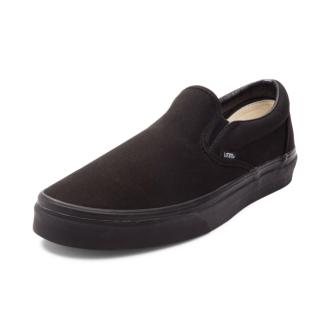 Vans Slip on Black Black