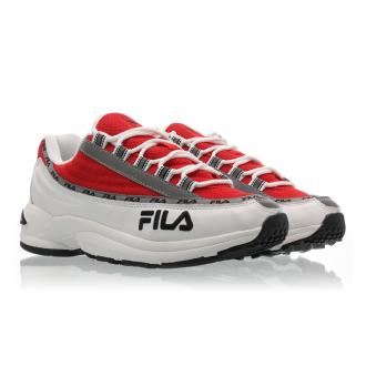 Fila Dragster White Red