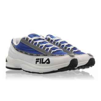 Fila Dragster White Electric Blue