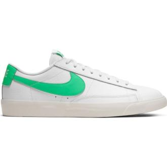 "Nike Blazer Low LTHR ""Green Spark"""