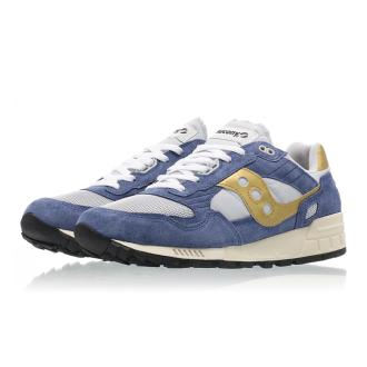 Saucony Shadow 5000 Vintage Blue Grey Gold