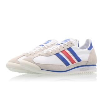 adidas SL 72 White Blue Red