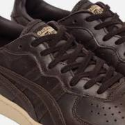 Onitsuka Tiger GSM Coffe Coffe Leather