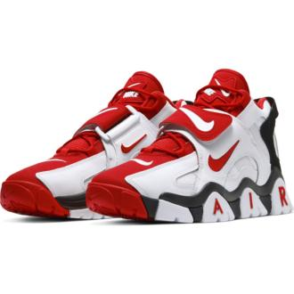 "Nike Air Barrage OG ""University Red"""