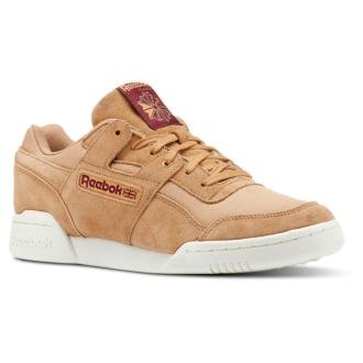 Reebok Workout Plus Soft Camel Rustic Wine