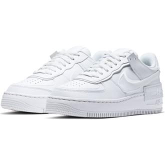Nike Air Force 1 Shadow White White