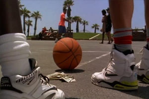 Nike Air Command Force (White Man Can´t Jump)