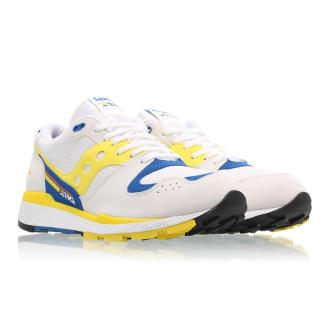 Saucony Azura OG´88 White Yellow Blue