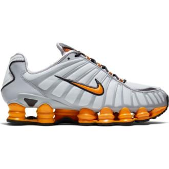 "Nike Shox TL ""Off White Orange Peel"""