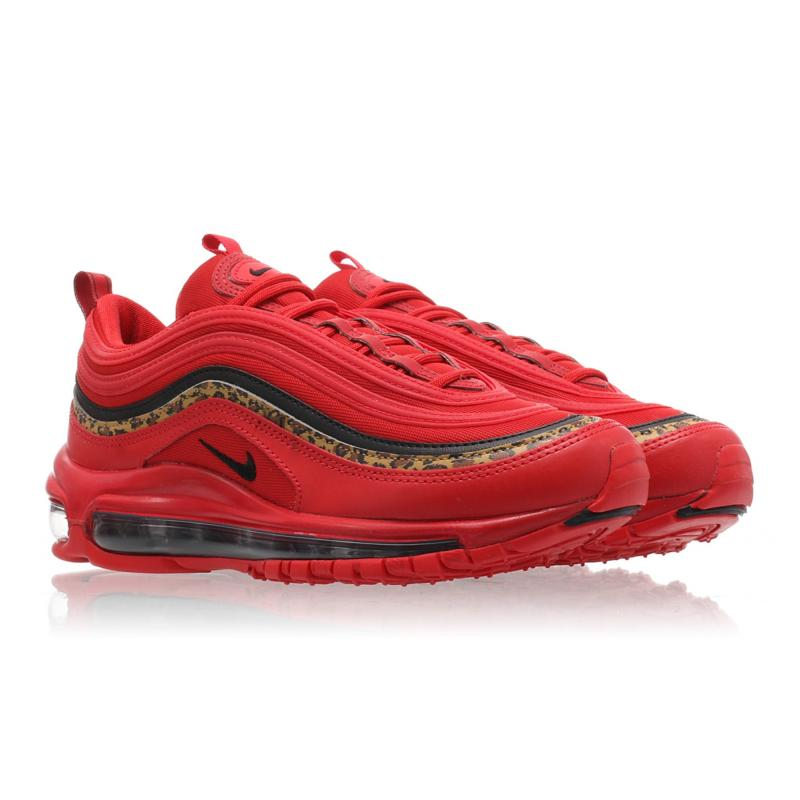 competitive price fadbc 89f20 Nike Air Max 97 University Red Black Print ...