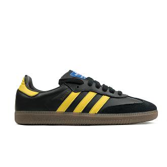 "adidas Samba OG ""Core Black EQT Yellow"""