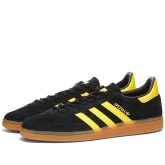 "adidas Spezial Handball ""Core Black Yellow"""