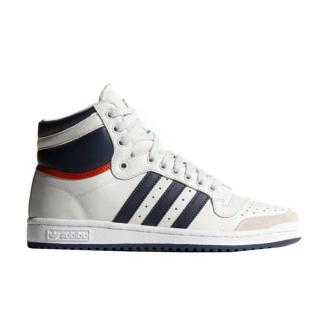 adidas Top Ten Hi Neo White New Navy