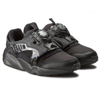 Puma Disc Blaze Trinomic Black Black