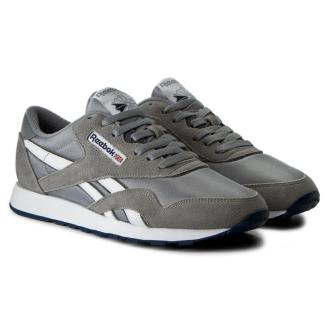 Reebok CL Nylon Platinum Grey