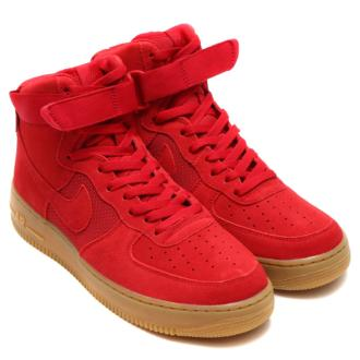 Nike Air Force 1 High ´07 LV8 Gym Red