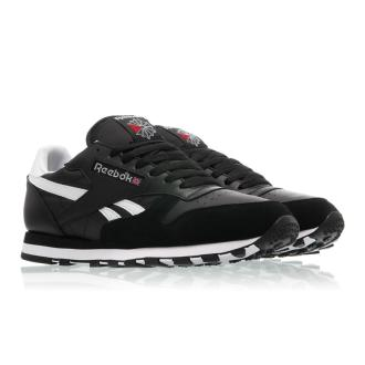 Reebok Classics Leather TRC Black White