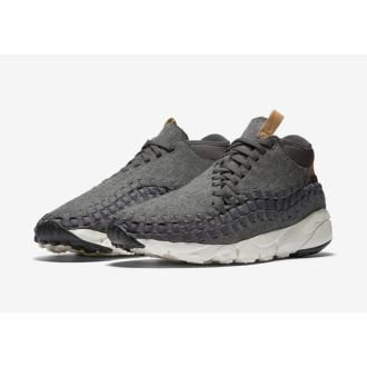 Nike Air Footscape Woven Chukka SE Sail  Black